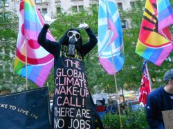 The global climate wake up call